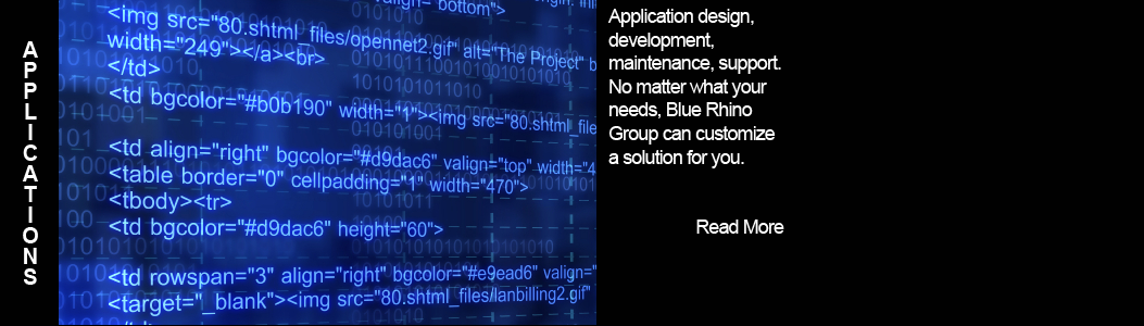 Applications Solutions